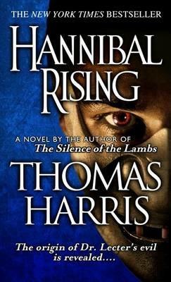 Hannibal Rising - Thomas Harris - cover