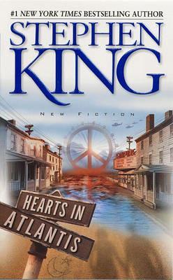 Hearts in Atlantis - Stephen King - cover