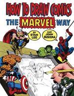 How to Draw Comics Marvel Way
