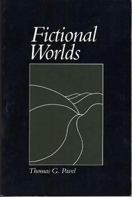 Fictional Worlds - Thomas G. Pavel - cover