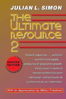 The Ultimate Resource 2 - Julian Lincoln Simon - cover
