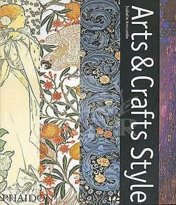 Arts & crafts style - Isabelle Anscombe - copertina