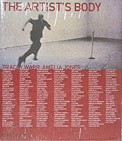 The artist's body - Tracey Warr,Amelia Jones - copertina