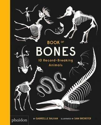 Book of bones. Ediz. a colori - Gabrielle Balkan - copertina
