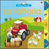 La fattoria - Jo Litchfield - copertina