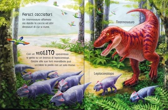 Dinosauri. Con gadget - Alice Pearcey - 2