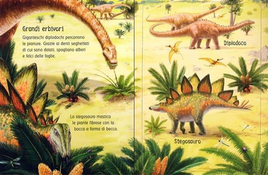 Dinosauri. Con gadget - Alice Pearcey - 3