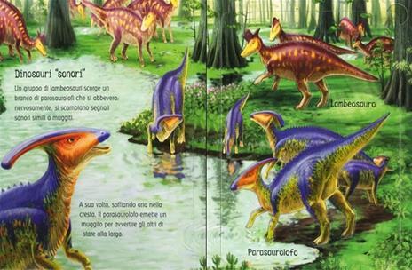 Dinosauri. Con gadget - Alice Pearcey - 4