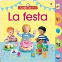 La festa - Jo Litchfield - copertina