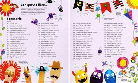 365 cose da fare e creare. Ediz. a colori - Fiona Watt,Erica Harrison - 2