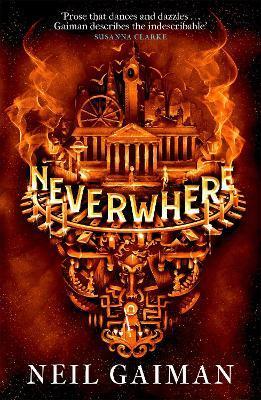 Neverwhere - Neil Gaiman - cover