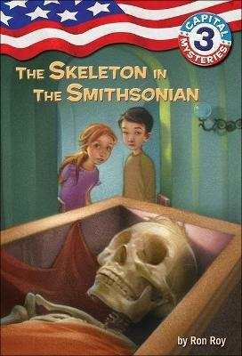 The Skeleton in the Smithsonian - Ron Roy,Roy - cover