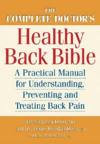 Complete Doctor's Healthy Back Bible - Reed,Penny Kendal-Reed - cover