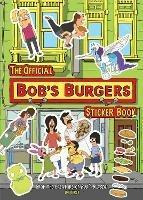 The Official Bob's Burgers Sticker Book - 20th Century Fox - cover