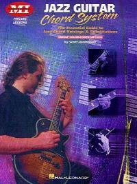 Jazz Guitar Chord System - Scott Henderson - cover