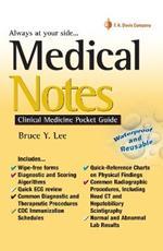 Medical Notes: Clinical Medicine Pocket Guide