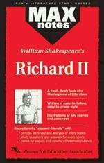 MAXnotes Literature Guides: Richard II