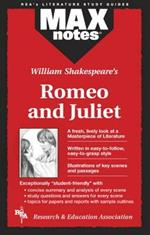MAXnotes Literature Guides: Romeo and Juliet