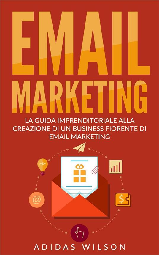 Email marketing - Adidas Wilson - ebook