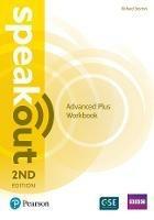Speakout Advanced Plus 2nd Edition Workbook - Richard Storton - cover