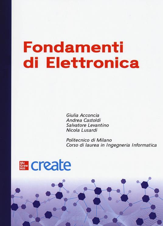Fondamenti di elettronica - copertina