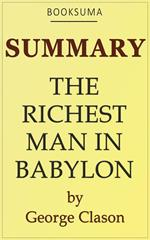 Summary: The Richest Man in Babylon by George Clason