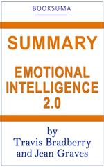 Summary: Emotional Intellligence 2.0 by Travis Bradberry and Jean Graves