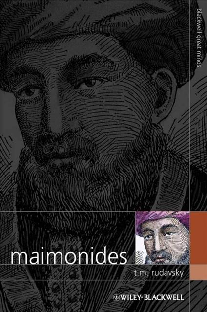 Maimonides - T. M. Rudavsky - cover