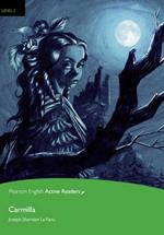 Level 3: Carmilla Book & Multi-ROM with MP3 Pack