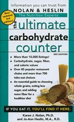 Ultimate Carbohydrate Counter, Third Edition