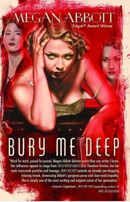 Bury Me Deep - Abbott - cover