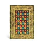 Taccuino notebook Paperblanks Verde midi a righe