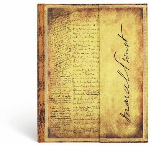 Taccuino notebook Paperblanks Proust, Alla ricerca del tempo perduto ultra a righe