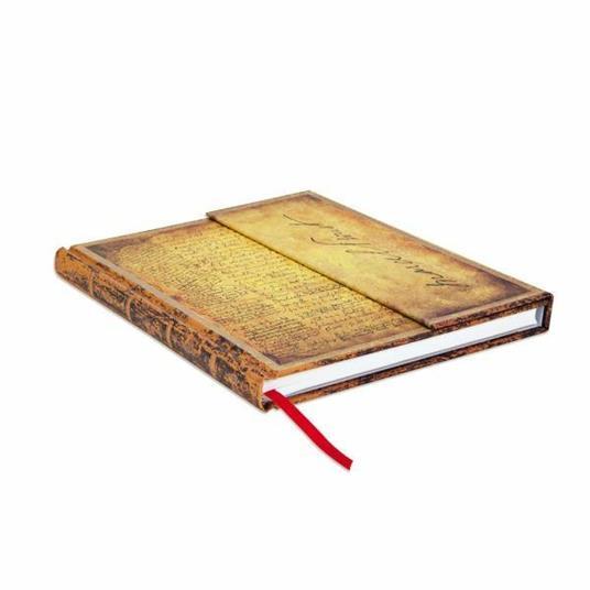 Taccuino notebook Paperblanks Proust, Alla ricerca del tempo perduto ultra a righe - 2