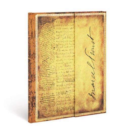 Taccuino notebook Paperblanks Proust, Alla ricerca del tempo perduto ultra a righe - 3