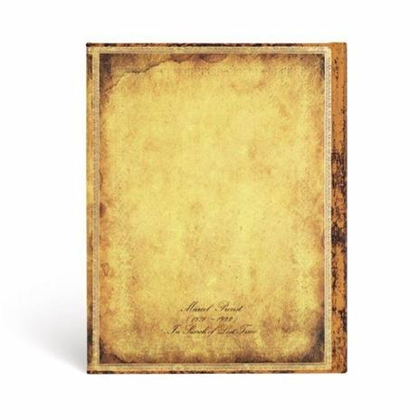 Taccuino notebook Paperblanks Proust, Alla ricerca del tempo perduto ultra a righe - 4