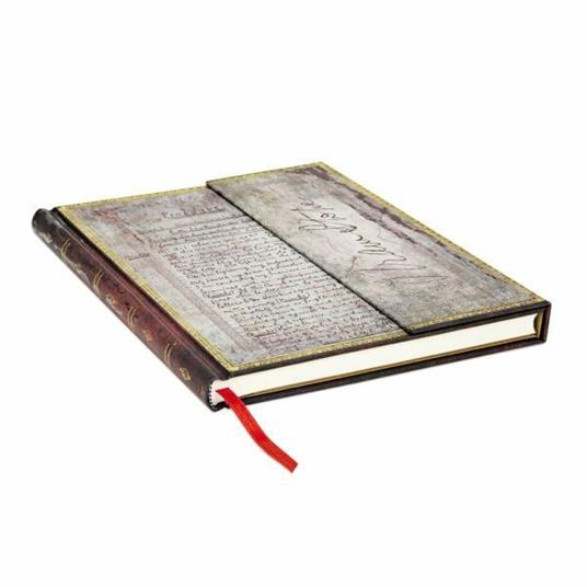Taccuino notebook Paperblanks Bram Stoker, Dracula ultra a pagine bianche - 2