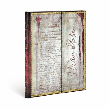 Taccuino notebook Paperblanks Bram Stoker, Dracula ultra a pagine bianche - 3