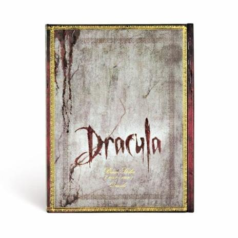 Taccuino notebook Paperblanks Bram Stoker, Dracula ultra a pagine bianche - 4