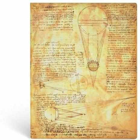 Taccuino notebook Paperblanks Flexi Sole e chiaro di luna ultra a righe