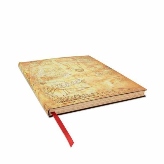 Taccuino notebook Paperblanks Flexi Sole e chiaro di luna ultra a righe - 2