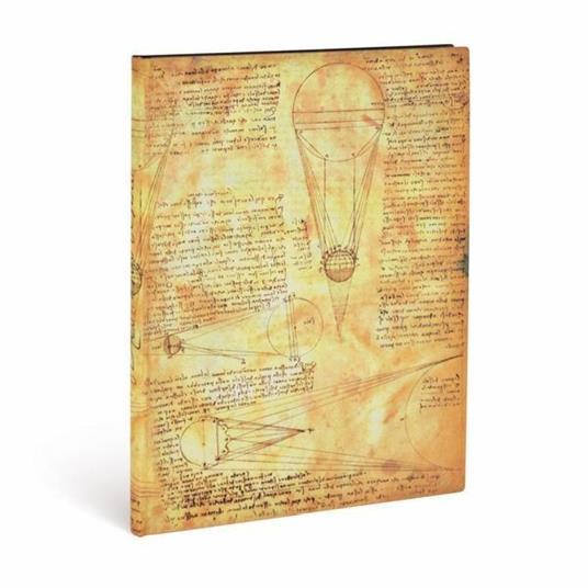 Taccuino notebook Paperblanks Flexi Sole e chiaro di luna ultra a righe - 3
