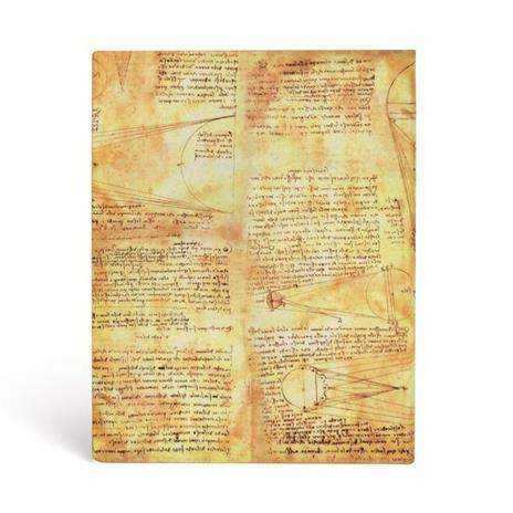 Taccuino notebook Paperblanks Flexi Sole e chiaro di luna ultra a righe - 4
