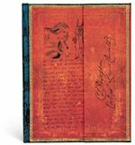 Taccuino notebook Paperblanks Lewis Carroll, Alice nel Paese delle Meraviglie ultra a righe