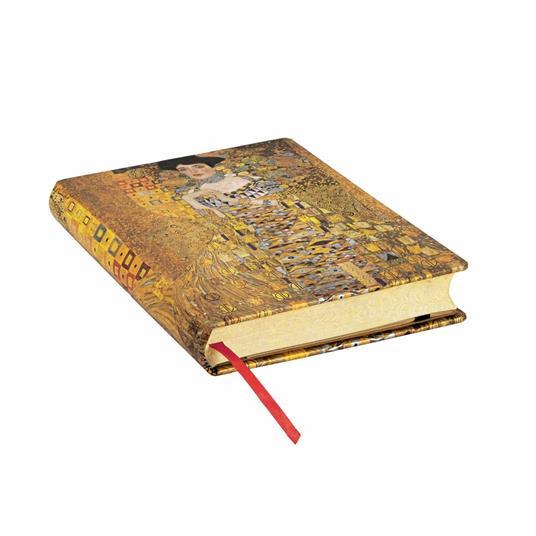 Taccuino notebook Paperblanks Centenario di Klimt, Ritratto di Adele midi a pagine bianche - 2