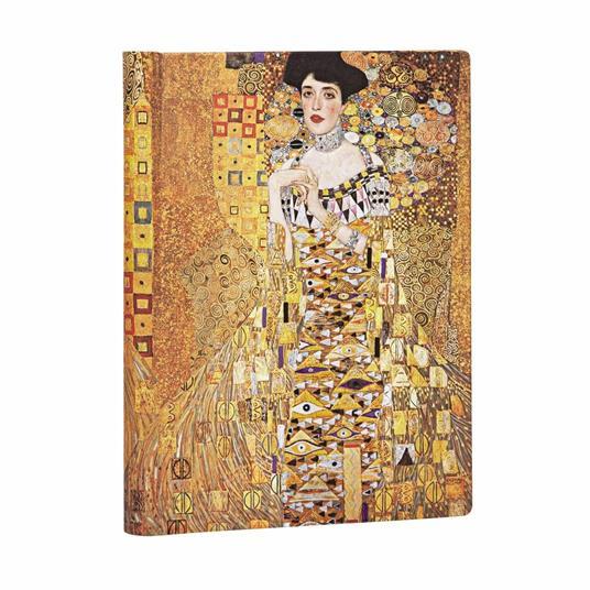 Taccuino notebook Paperblanks Centenario di Klimt, Ritratto di Adele midi a pagine bianche - 3