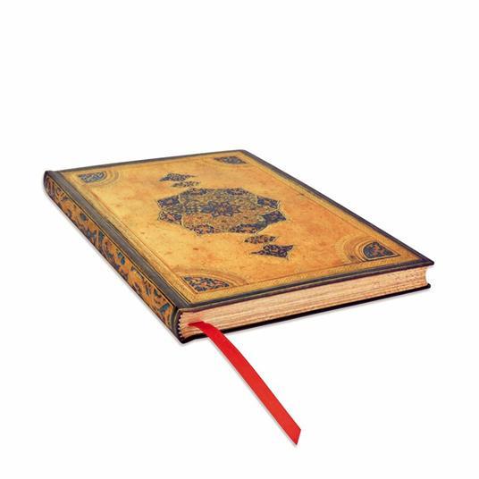Taccuino Paperblanks copertina morbida Midi a pagine bianche Safavita - 13x18 - 2