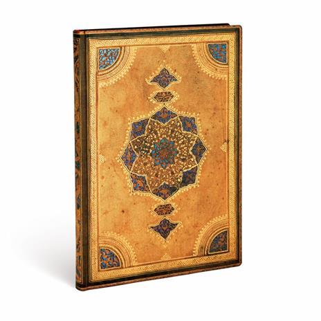 Taccuino Paperblanks copertina morbida Midi a pagine bianche Safavita - 13x18 - 3