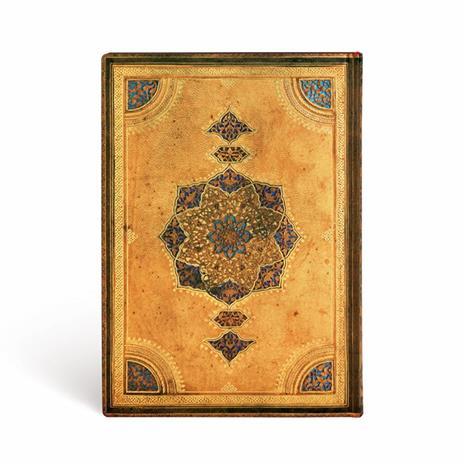 Taccuino Paperblanks copertina morbida Midi a pagine bianche Safavita - 13x18 - 4