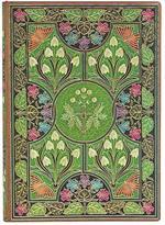 Taccuino Paperblanks copertina morbida Midi a righe Poesia in fiore - 13x18